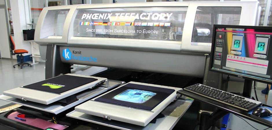 8902ff7895e60 Impresión digital directa sin límite de color