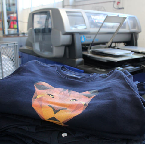impresion sostenible camisetas