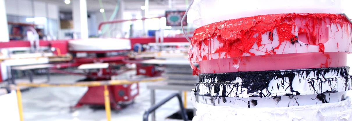 Foto general de nuestro taller de estampación