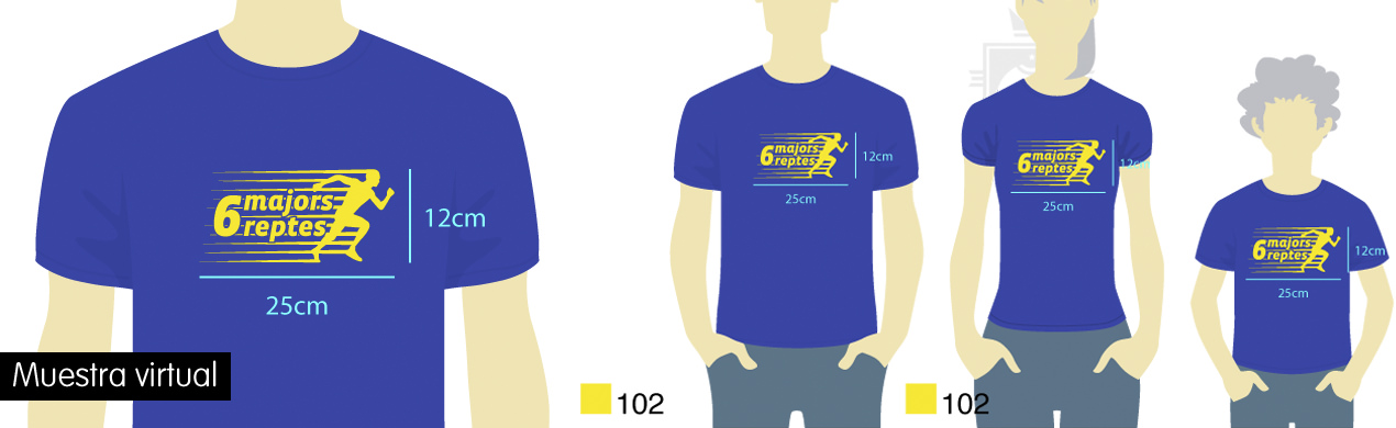 Camisetas técnicas para maratones