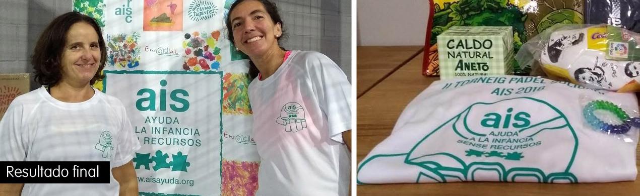 Camisetas personalizadas para asociaciones