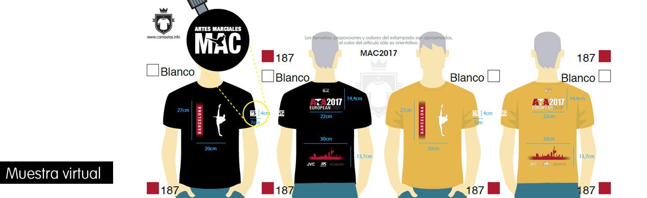 Camisetas estampadas para eventos deportivos