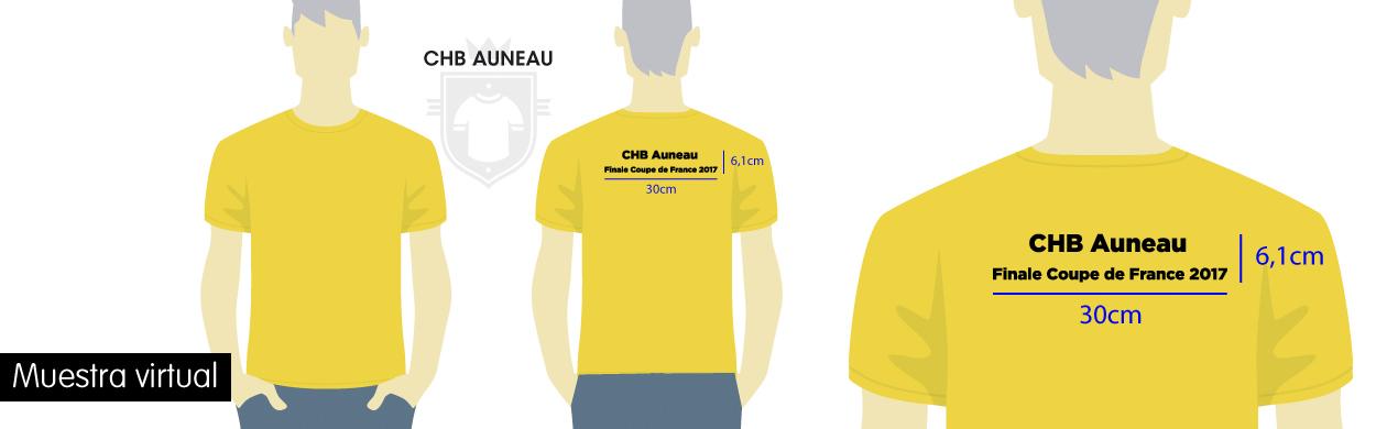 Camisetas personalizadas para clubs