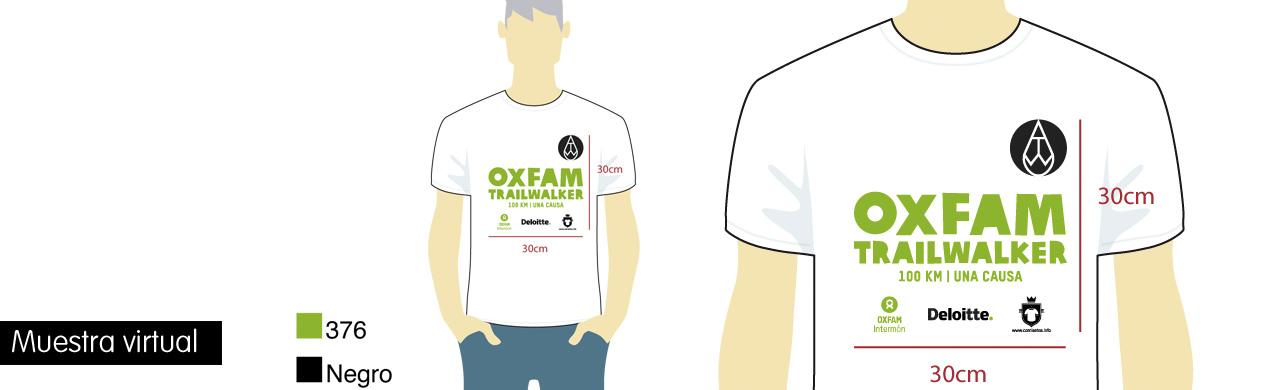 Camisetas deportivas estampadas para Deloitte