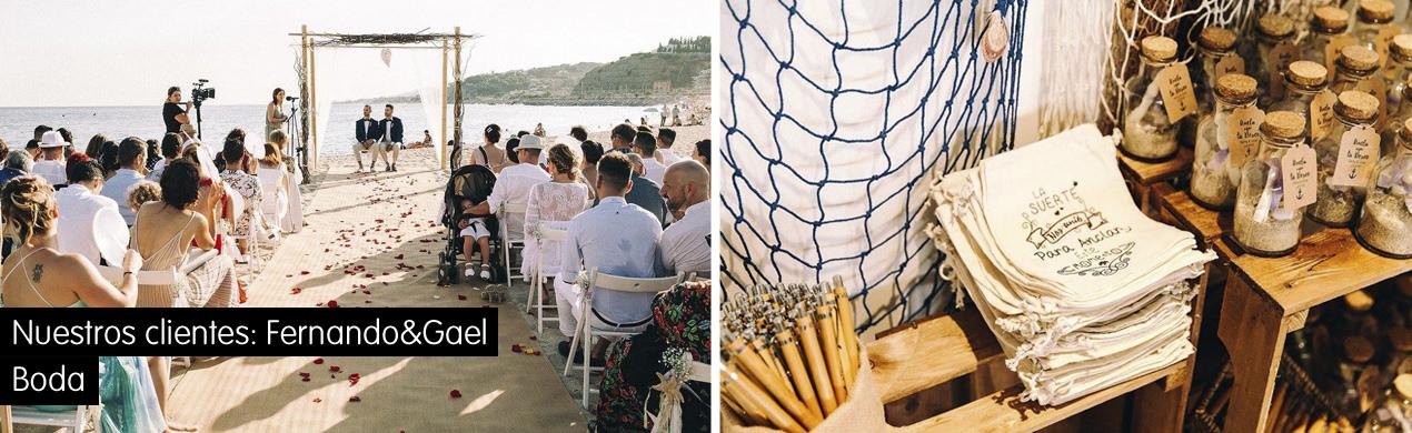 Detalles originales para bodas