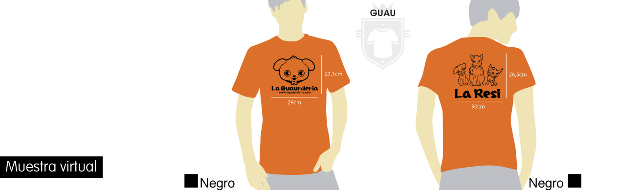camisetas técnicas la guaurderia