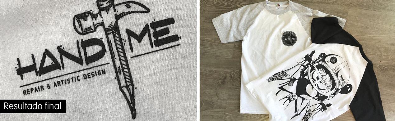 Camisetas de diseño personalizadas