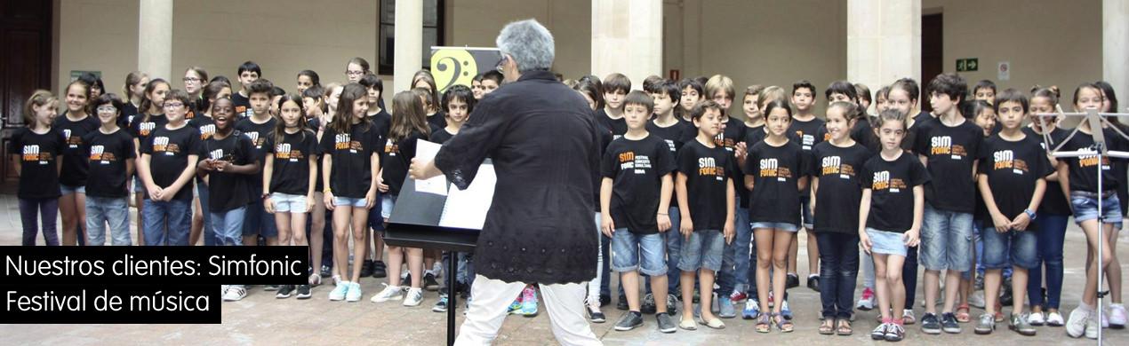 Concierto del Simfonic festival