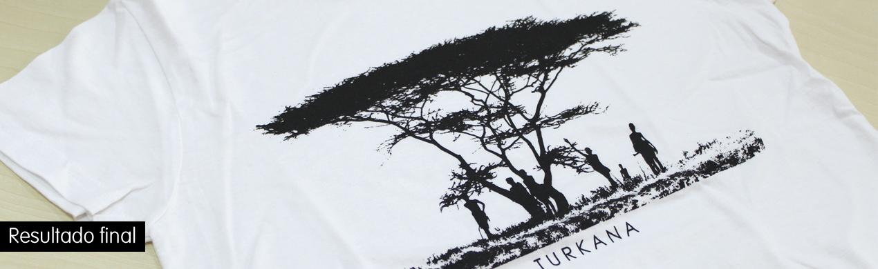 camisetas personalizadas serigrafía textil