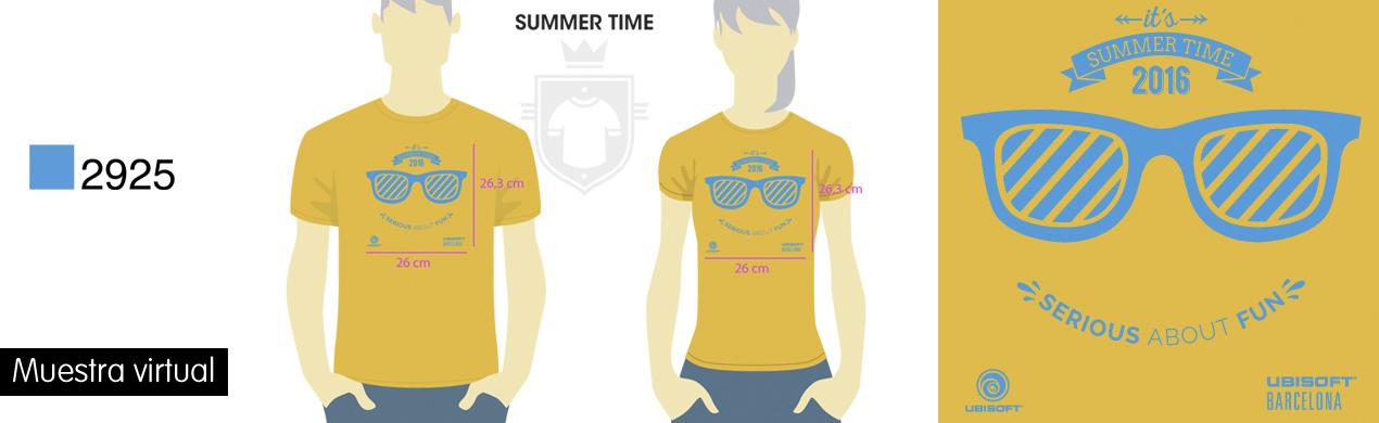 Camisetas personalizadas Ubisoft