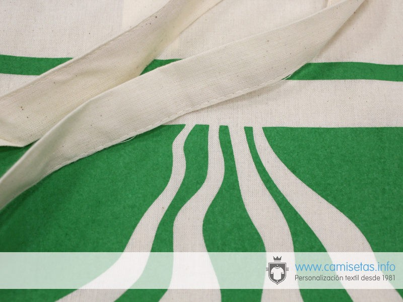 Bolsas algodón ecológico
