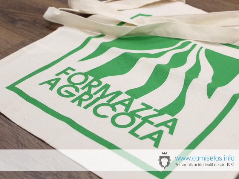 Bolsas algodón orgánico