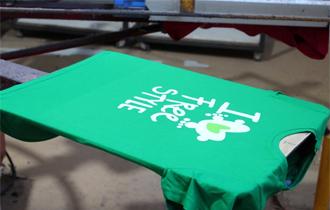Serigrfía de camisetas
