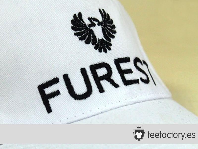 Gorras personalizadas bordadas