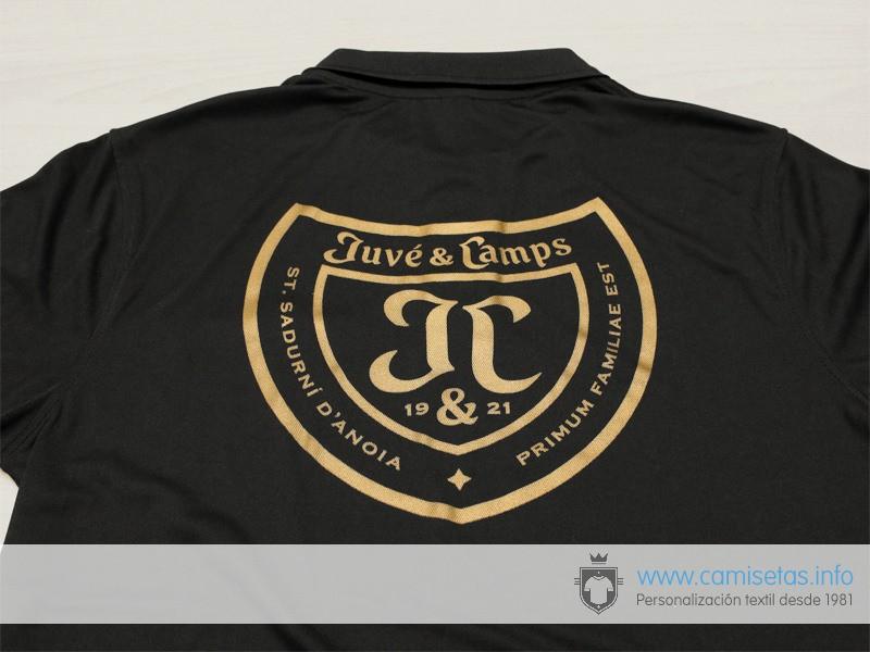 Polos técnicos bordados Camisetas personalizadas  Blog de camisetas 6947b9e6b12