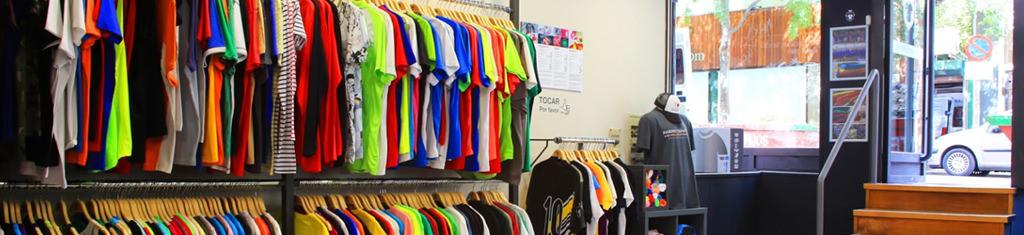 tienda ropa personalizada madrid