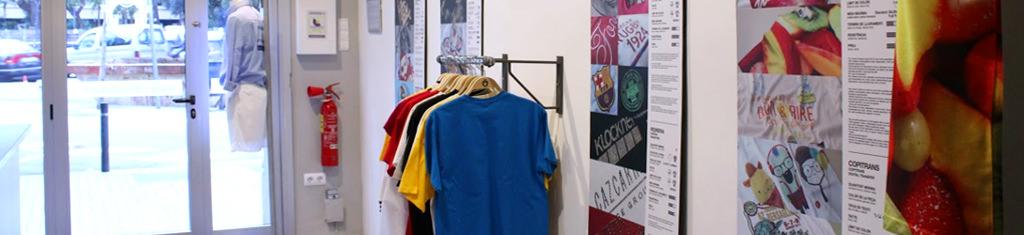 tienda ropa personalizada barcelona