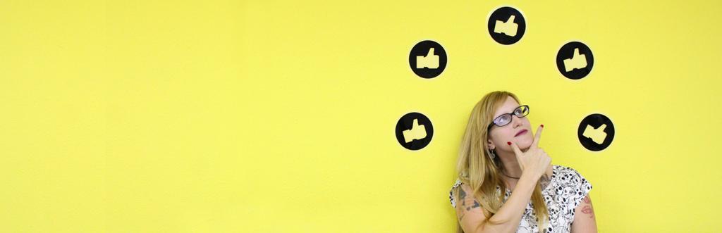 Alba, encargada de redes sociales y blogs