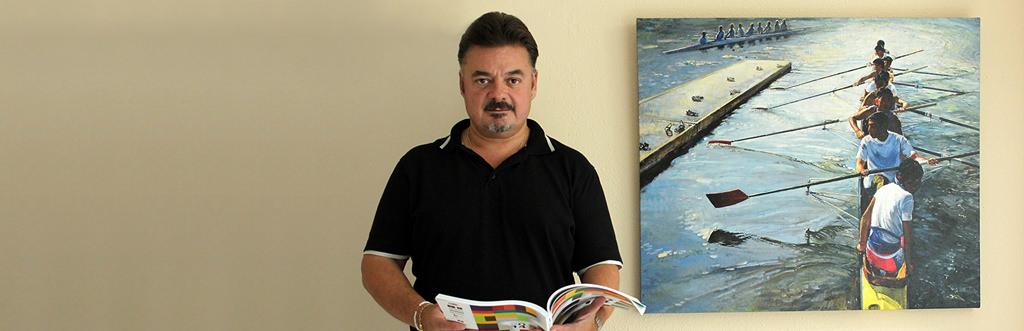 Angel Fernández, CEO de phoenix teefactory