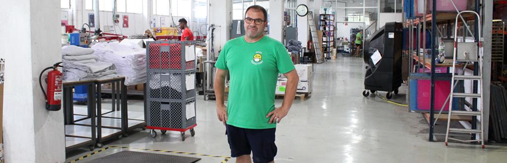 Entrevista al director de producción de camisetas.info