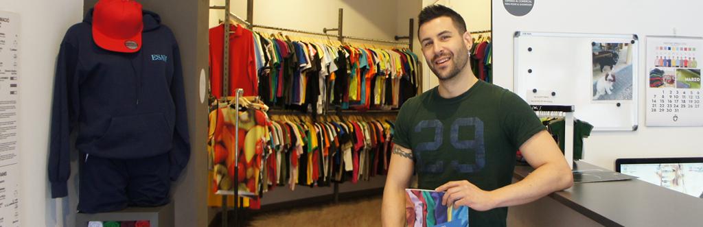 Entrevista a Fernando, comercial de la tienda de Barcelona