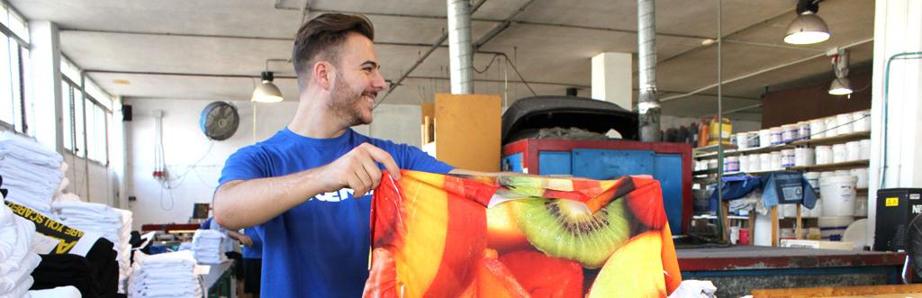 Responsable estampación textil digital