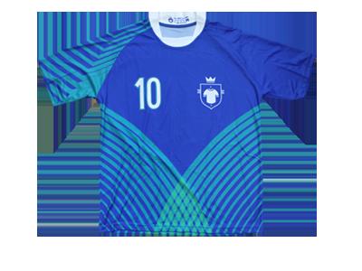 Camisetas Full Sport Confeccionadas Kids