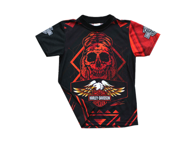 fullprint  Camisetas Full Urban Confeccionadas Kids