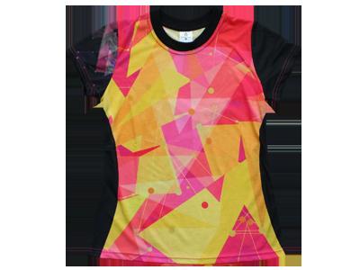 Camisetas Full Urban confeccionadas W