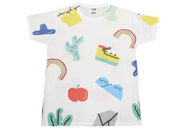 Camisetas Full Print City