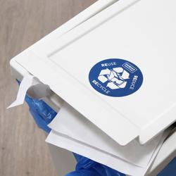 reciclar papel oficinas
