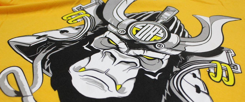 Presupuesto urgente de camisetas en serigrafía